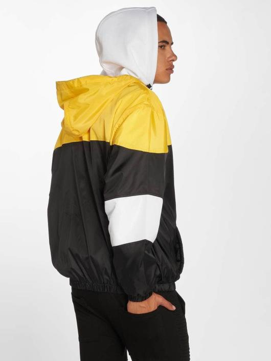 DEF Lightweight Jacket Akko yellow