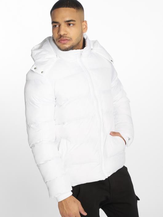 DEF Manteau hiver Bumble blanc