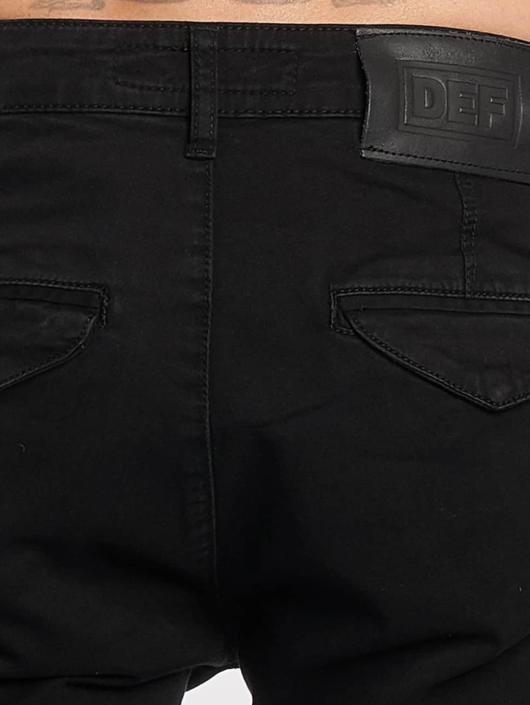 Noir Def 454422 Pantalon Kuro Cargo Homme 9HIE2D