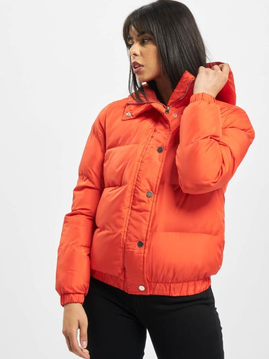 DEF Puffer Jacket Bubble red
