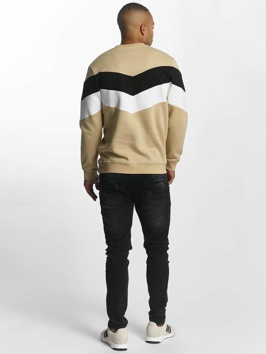 DEF Pullover Aaron beige