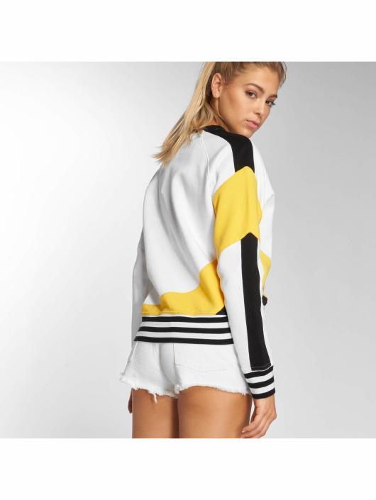 DEF Pullover Ember gelb