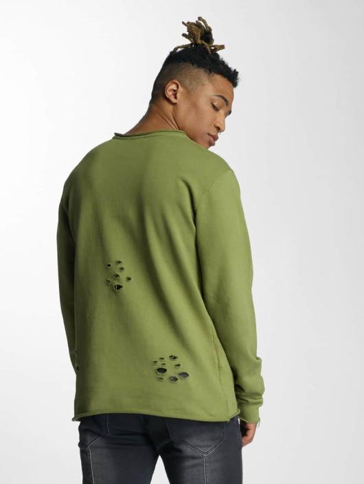 DEF Pullover Tomen olive