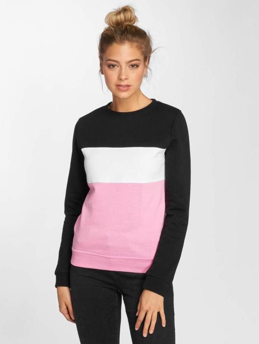 DEF Pullover Crewneck pink