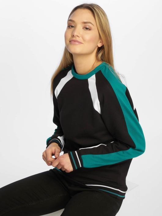 DEF Pullover Alysa schwarz
