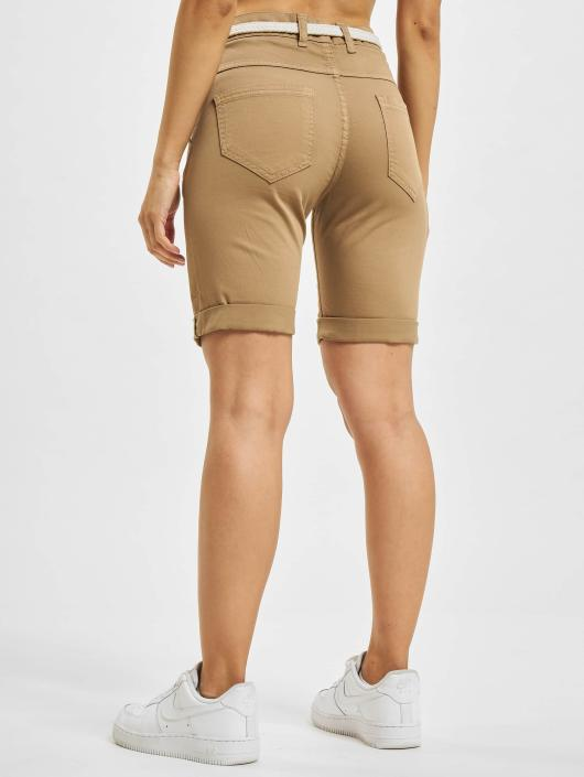 DEF Shorts Delia beige