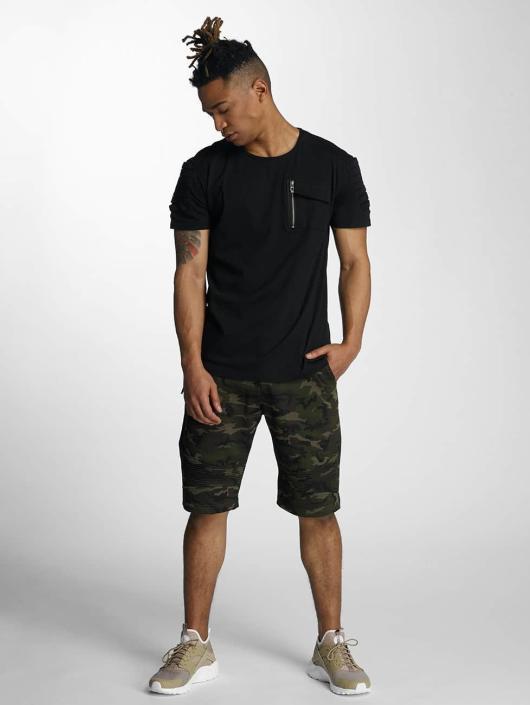 DEF Shorts Sweat grün