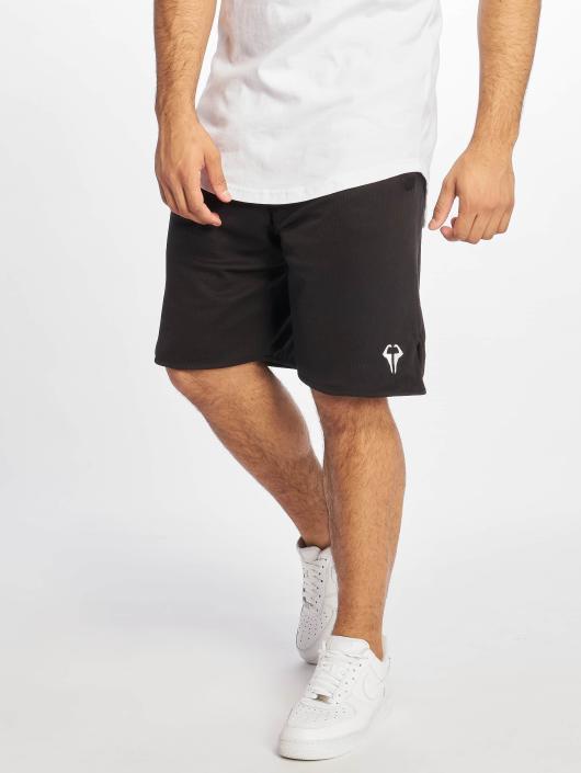 DEF Shorts beUNIQUE schwarz