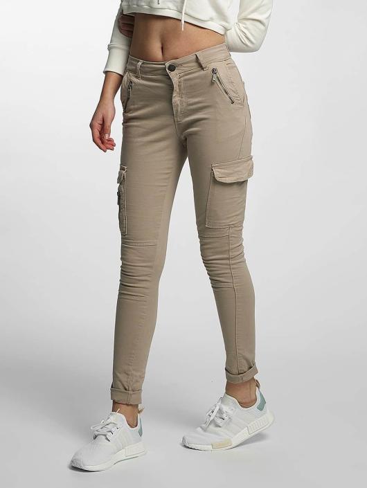 DEF Skinny Jeans Luisa beige