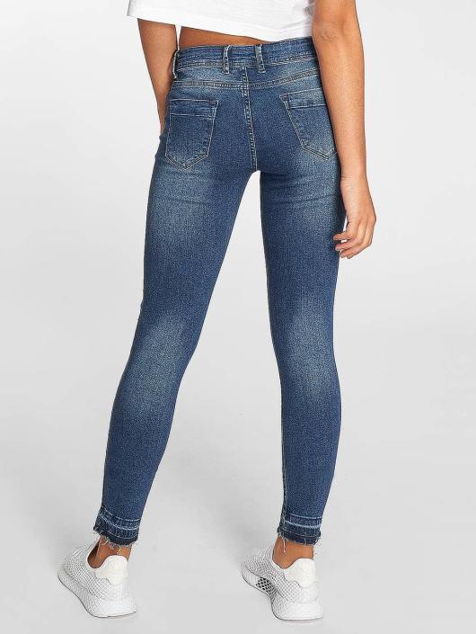 DEF Slim Fit Jeans Skylor blå