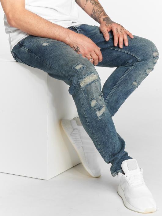 DEF Slim Fit Jeans Burt blå