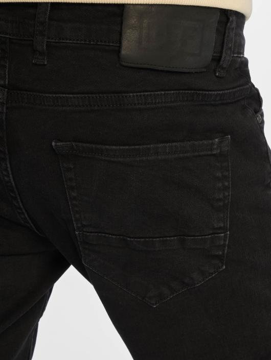 DEF Slim Fit Jeans Finley black