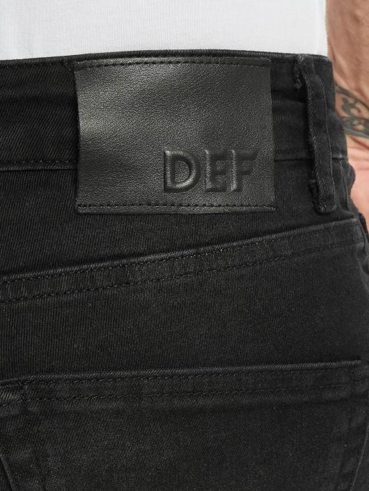 DEF Slim Fit Jeans Rick black