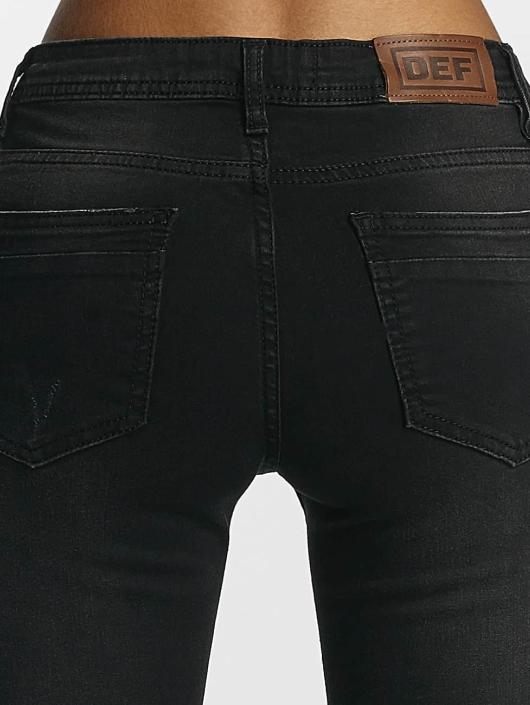 DEF Slim Fit Jeans Rodeo schwarz