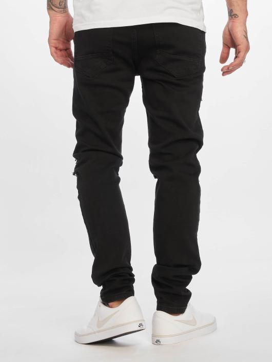 DEF Slim Fit Jeans Jonny schwarz