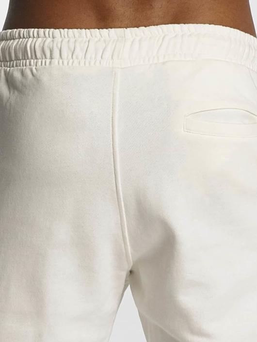 DEF Spodnie do joggingu Frenzy bialy