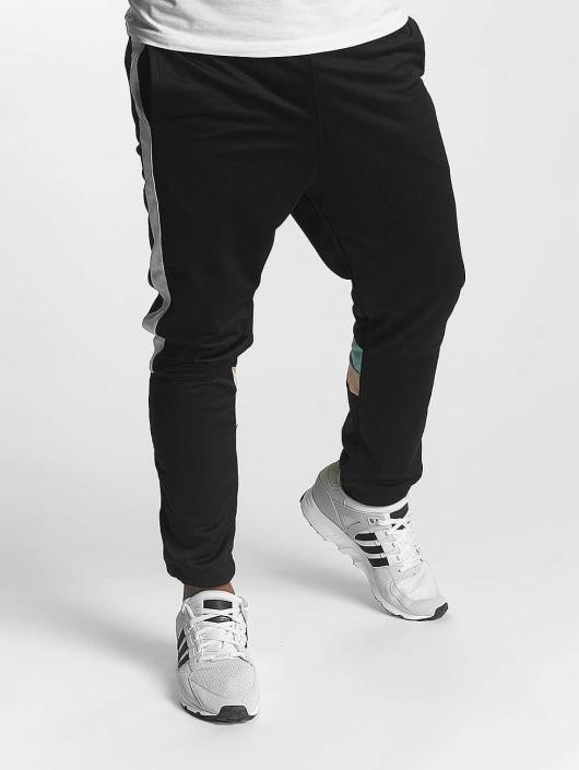 DEF Spodnie do joggingu Jonack czarny