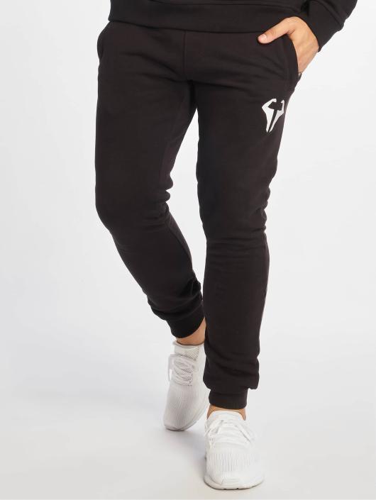 DEF Spodnie do joggingu beUNIQUE czarny