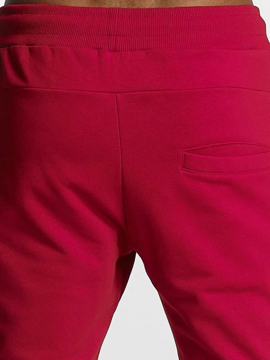 DEF Spodnie do joggingu Cross czerwony