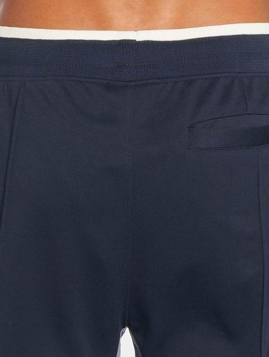 DEF Spodnie do joggingu Ryan niebieski