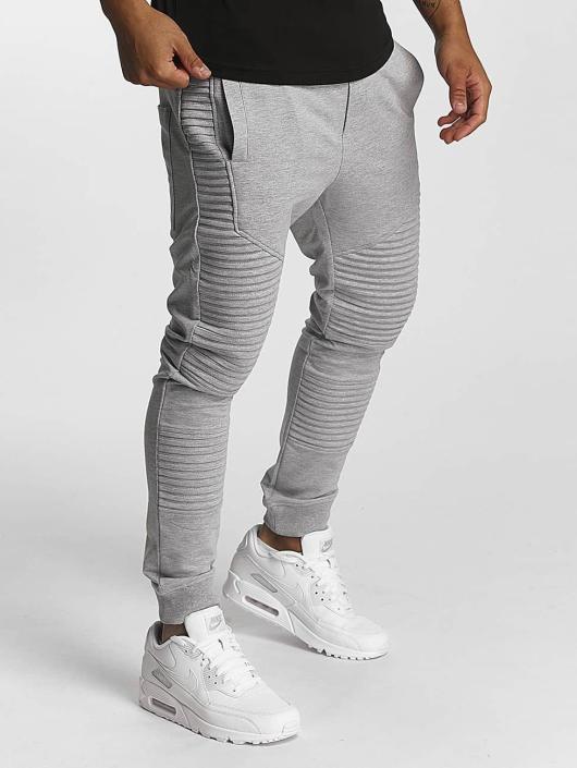 DEF Spodnie do joggingu Damn Good szary