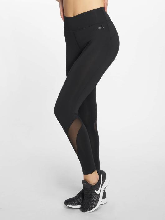 DEF Sports Legging Cherish schwarz