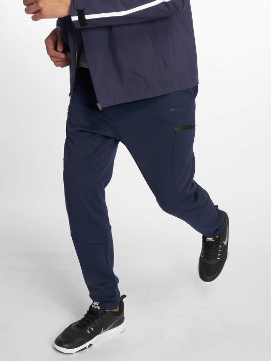 DEF Sports Spodnie do joggingu Rewop niebieski