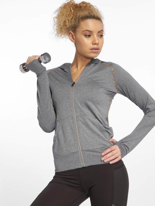 DEF Sports Sweatvest Allutic grijs