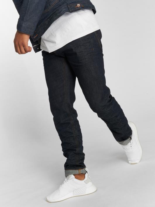 DEF Straight Fit Jeans James blau