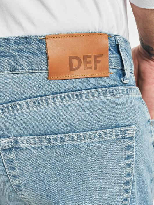 DEF Straight Fit Jeans Carl blau