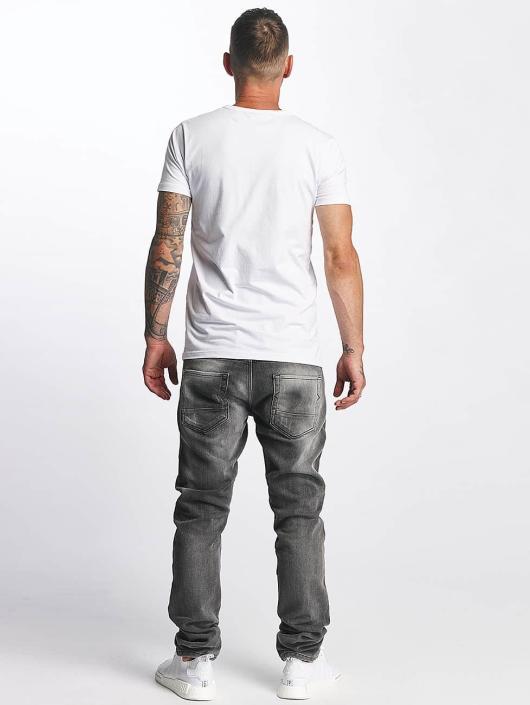 DEF Straight Fit Jeans World grau