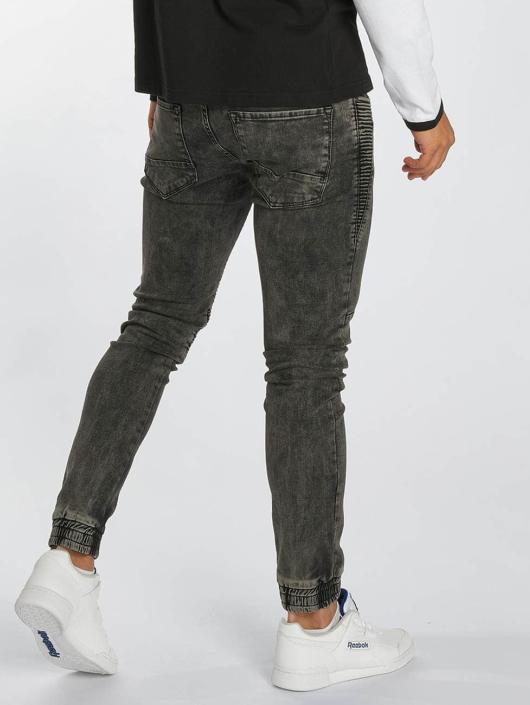 DEF Straight Fit Jeans Norman DEF grau