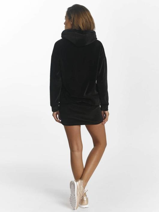 DEF Sukienki Softy czarny