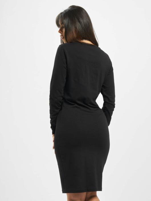 DEF Sukienki Miyu czarny