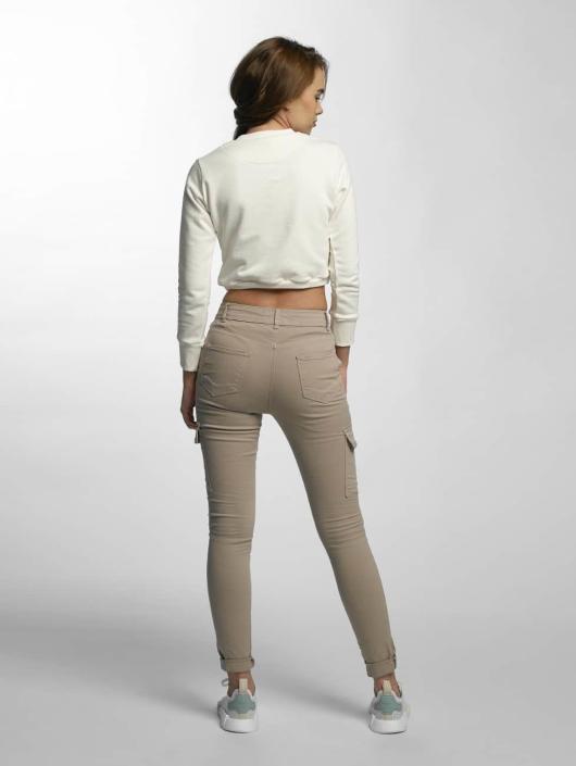 DEF Sweat & Pull Lace blanc