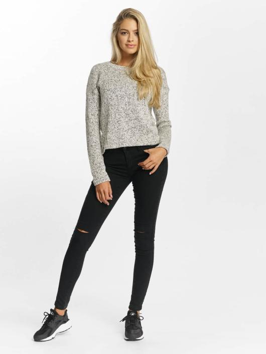 DEF Sweat & Pull Croped gris