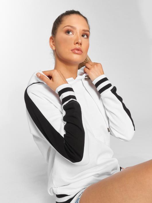 Def Blanc Femme Sweat Maddie Capuche 458312 PuiTOkZXwl