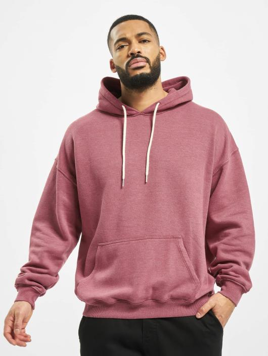 337309 Sweat Homme Miguel Pablo Capuche Oversize Def Rouge 29beWDEIHY