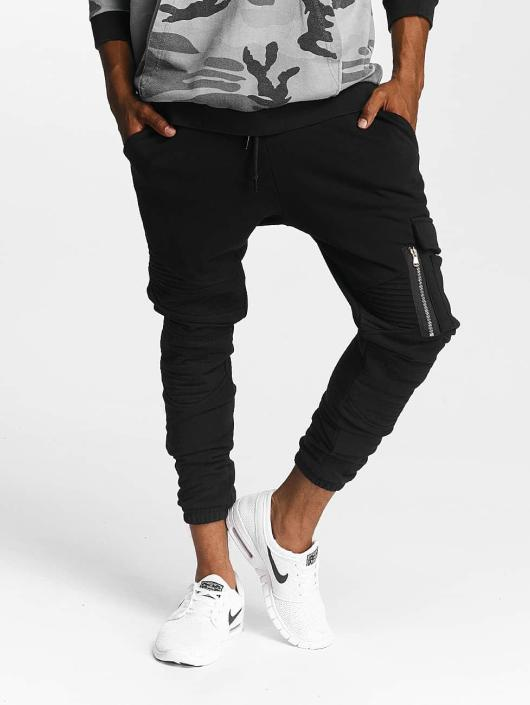 DEF Sweat Pant Frame black