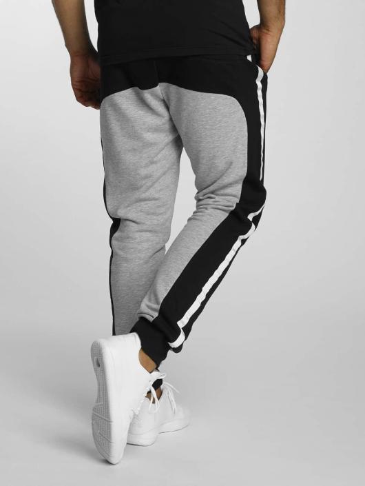 DEF Sweat Pant Contrast gray