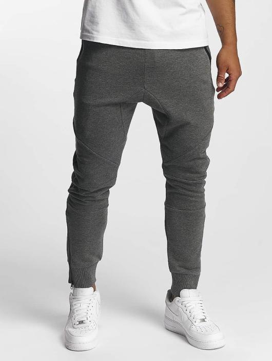 DEF Sweat Pant Cross gray