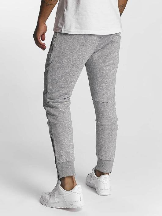 DEF Sweat Pant Cross gray