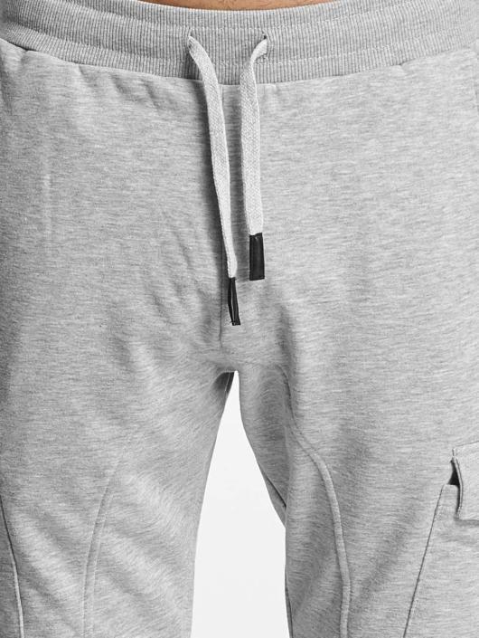 DEF Sweat Pant Soft Cargo grey