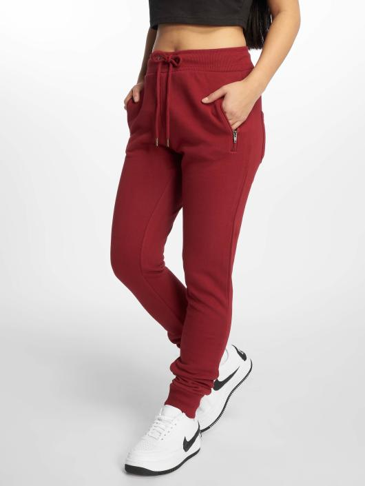 DEF Sweat Pant Ivybee red