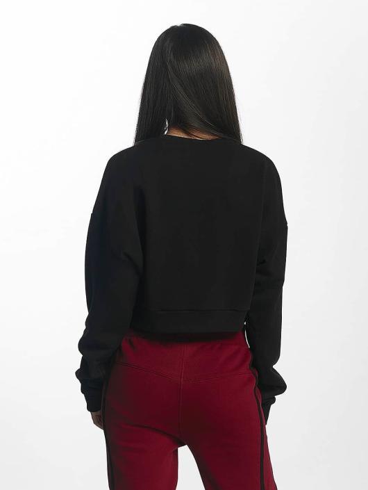 DEF Swetry Belly czarny
