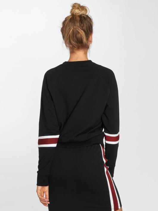 DEF Swetry Macy czarny