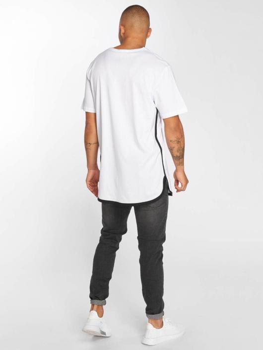 Def shirt T Homme Blanc Silas 468066 mv8nwN0O