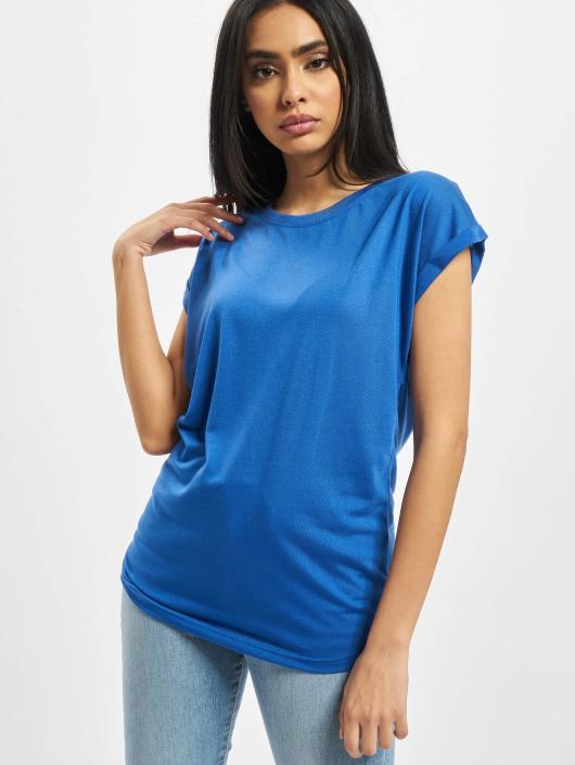 DEF T-Shirt Giorgia blau
