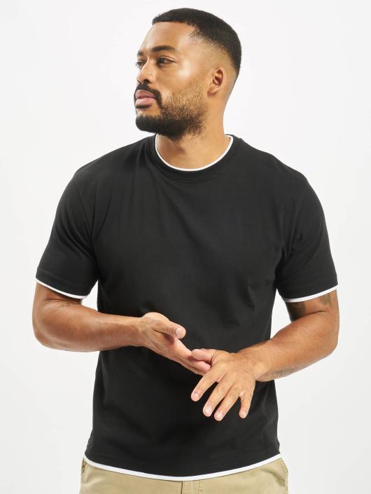 Def shirt Basic Noir 301285 Homme T H29eWEDYI