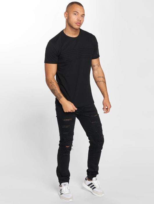 shirt Def Raffle 365420 Noir T Homme 5q4RL3jA